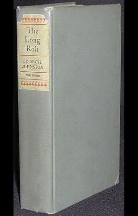 The Long Roll; with illustrations by N.C. Wyeth. Mary Johnston