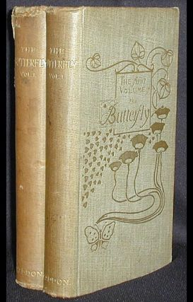 The Butterfly: A Humorous and Artistic Monthly Nos. 1-10 1893-1894 [vols. 1 & 2] Edited by L....