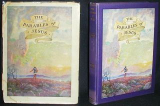 The Parables of Jesus; Illustrated by N.C. Wyeth. S. Parkes Cadman
