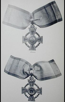 A Handbook of British and Foreign Orders, War Medals, and Decorations Awarded to the Army and Navy Chiefly described from those in the collection of A.A. Payne of which there are some 2,500; More than 500 of these have been awarded to officers whose services are therein recorded; Illustrated with nearly Sixty Portraits, Orders and Medals