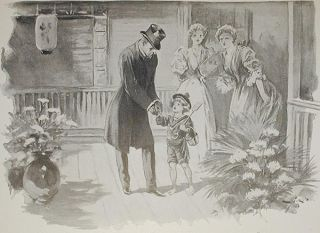 Piccino and Other Child Stories by Frances Hodgson Burnett; illustrated by Reginald B. Birch