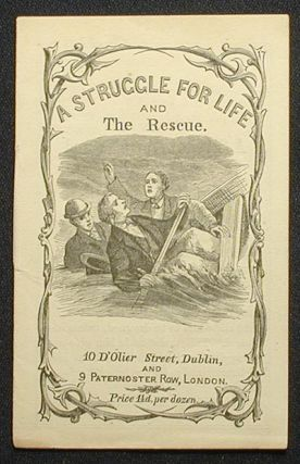 A Struggle for Life and the Rescue