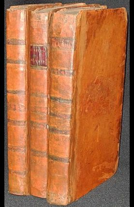 Reports of Cases Adjudged in the Court of King's Bench [3 vols: 1689-1712] [provenance: Judge...