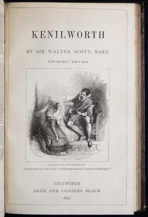 The Monastery / The Abbot: A Sequel / Kenilworth