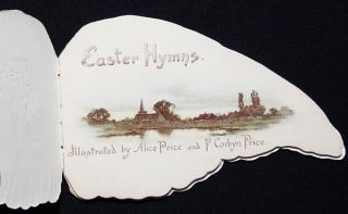 Easter Hymns; Illustrated by Alice Price and F. Corbyn Price