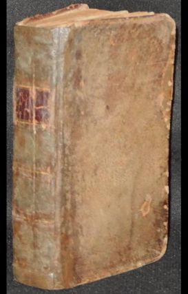 The Death of Abel: in Five Books; attempted from the German of Mr. Gessner by Mary Collyer [bound with: The Death of Cain]