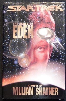 Star Trek: The Ashes of Eden. William Shatner, Garfield Reeves-Stevens, Judith and Garfield...