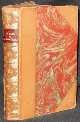 The Fables of La Fontaine; translated from the French by Elizur Wright. Jean de La Fontaine.