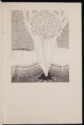 First Words Before Spring by Louis Untermeyer; with designs by George Plank [Borzoi Chapbooks, no. 6]