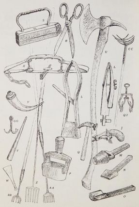 Tool Collectors Handbook of Prices Paid at Auction for Early American Tools; Compiled and illustrated by Alexander Farnham