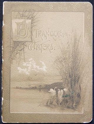 By Tranquil Waters: Selections from W. Wordsworth and Cowper; illustrated by H.C. Fox. William...