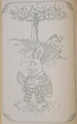 Alice's Adventures in Wonderland and Through the Looking-Glass by Lewis Carroll; Illustrated by Ted Schoeder
