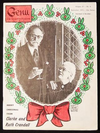 Genii: The Conjurors' Magazine Sept. 1973 vol. 37 no. 9