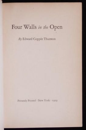 Four Walls in the Open