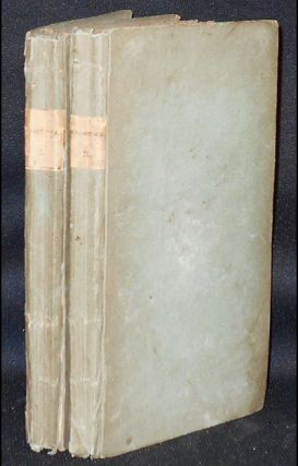 Woodstock; or The Cavalier, a Tale of the Year Sixteen Hundred and Fifty-one by the Author of Waverly, Tales of the Crusader, &c. &c. in Two Volumes