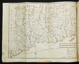 A Gazetteer of the States of Connecticut and Rhode-Island: Written with Care and Impartiality, from Original and Authentic Materials; consisting of Two Parts. I. A Geographical and Statistical Description of Each State . . . II. A General Geographical View of Each County, and Ample Topographical Description and Statistical View of Each Town . . . with an Accurate and Improved Map of Each States; by John C. Pease and John M. Niles