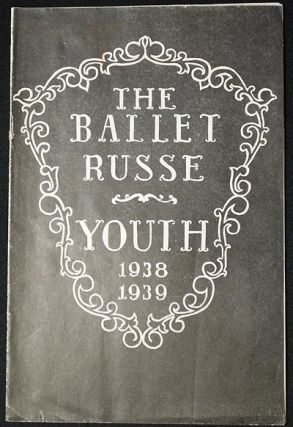 Concert for Youth: Philadelphia Orchestra presents the Ballet Russe de Monte Carlo [program Nov. 18, 1938 -- Alexandra Danilova]