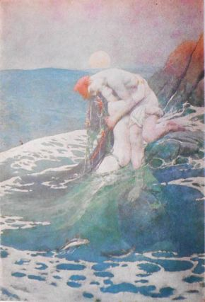 Howard Pyle: A Chronicle by Charles D. Abbott with an Introduction by N.C. Wyeth and Many Illustrations from Howard Pyle's Works