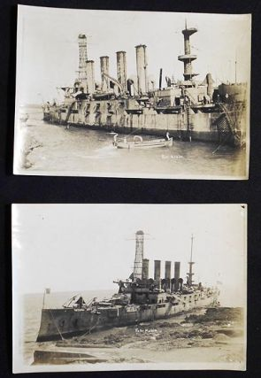 USS Memphis and American Military in the Dominican Republic in 1916 [15 photographs]
