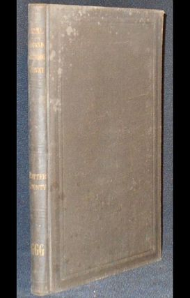 The Geology of Potter County by Andrew Sherwood; Report on the Coal Fields by Franklin Platt; with a colored geological map of the county, and two page plates of sections