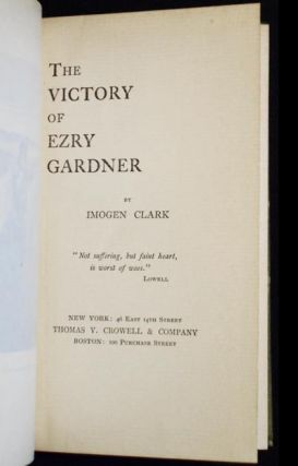 The Victory of Ezry Gardner