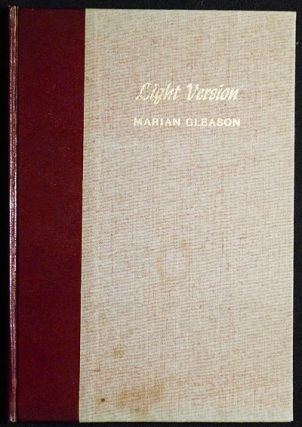Light Version. Marian Gleason