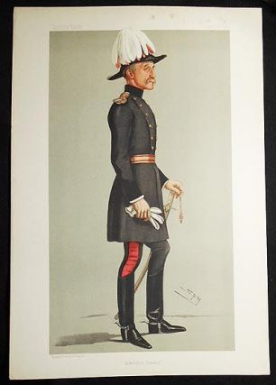 """Aldershot Cavalry"": Major-General the Hon. Reginald Talbot (Men of the Day, no. 685) -- Vanity..."