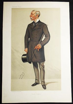 """Senior Equerry"": Major-General Charles Taylor (Men of the Day, no. 514) -- Vanity Fair, Aug. 22,..."