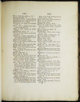 A Provincial Glossary; with a Collection of Local Proverbs, and Popular Superstitions; by Francis Grose; a New Edition, Corrected