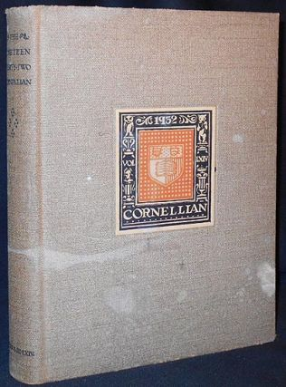 The Nineteen Thirty Two Cornellian Volume 64 [Edmund N. Bacon, art editor]