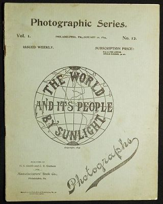 The World and Its People by Sunlight: Photographic Series vol. 1, no. 12 [Jan. 12, 1894]. H. S....