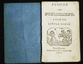Passion and Punishment: A Tale for Little Girls