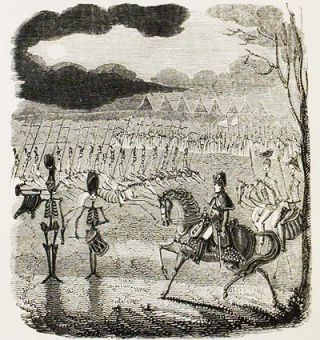 Cruikshank's Offering of Mirth, Or, Evergreen of Fun, with Numerous Illustrations, from Drawings by Mr. Robert Cruikshank; Being the Third Series of Cruikshank at Home