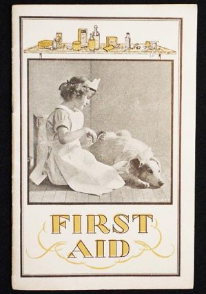 First Aid [Lydia E. Pinkham Vegetable Compound pamphlet