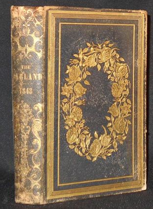 The Garland: or Token of Friendship: A Christmas and New Year's Gift for 1848; edited by Emily...