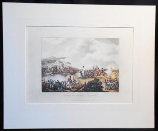 Battle of Albuera, May 16th, 1811; W. Heath delt.; T. Sutherland sculpt.