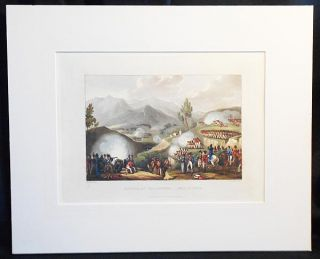 Battle of Salamonda, May 16th, 1809; W. Heath delt.; T. Sutherland sculpt.