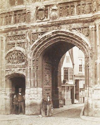 Christ Church Gateway, Canterbury