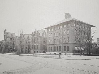 University of Pennsylvania: Its History, Influence, Equipment and Characteristics with Biographical Sketches and Portraits of Founders, Benefactors, Officers and Alumni