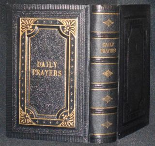 The Form of Daily Prayers: Prayers for Every Day of the Year According to the Custom of the...