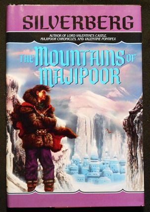 The Mountains of Majipoor. Robert Silverberg