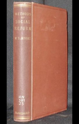 Methods of Social Reform and Other Papers. William Stanley Jevons
