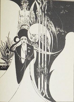 The Girl with the Golden Eyes = La Fille aux Yeux d'Or; by Honoré de Balzac; translated by Ernest Dowson; illustrations by Aubrey Beardsley
