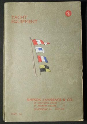 Yacht Equipment Catalogue L.