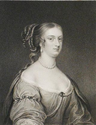 Rachael Wriothesley, Lady Russell ob. 1723; From the Original of Cooper in the Collection of His Grace the Duke of Bedford