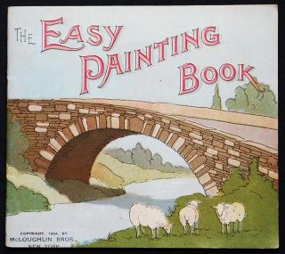 The Easy Painting Book