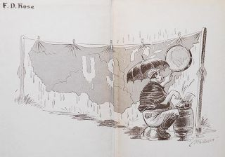 Indiana by Irvin S. Cobb; With Illustrations by John T. McCutcheon