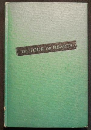 The Four of Hearts: A Problem in Deduction. Frederic Dannay, Bennington Manfred Lee