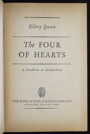 The Four of Hearts: A Problem in Deduction