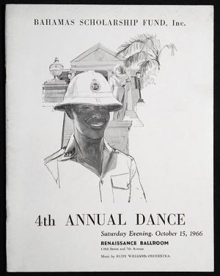 Bahamas Scholarship Fund 4th Annual Dance: Saturday Evening, October 15, 1966